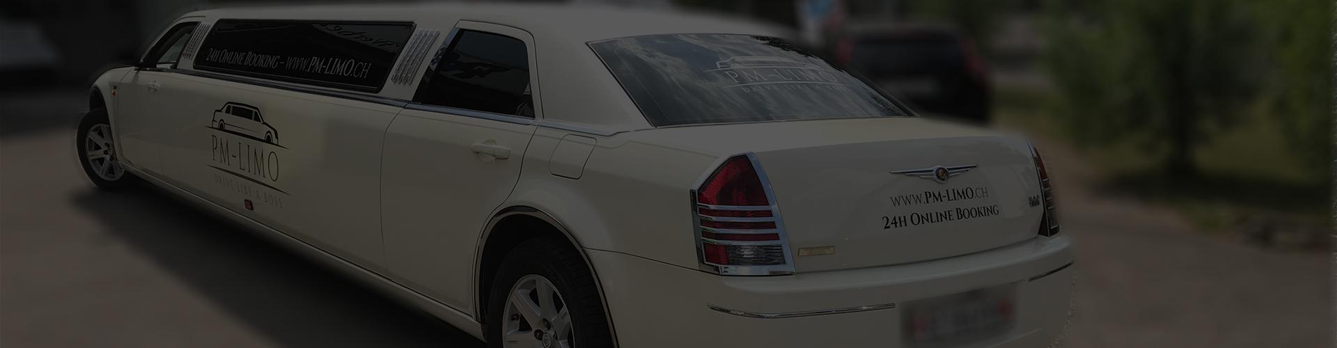 pm limo limousinenservice z rich preise. Black Bedroom Furniture Sets. Home Design Ideas